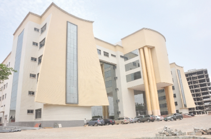 Central Court, Accra, Gana